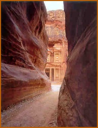 Petra - The Red Rose City